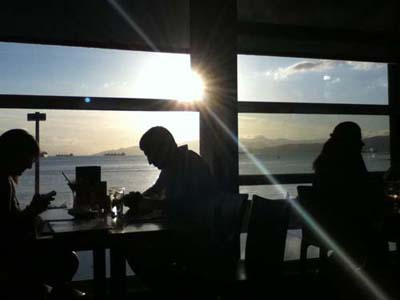 Cactus Club Sunset