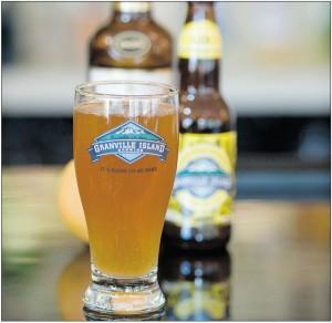 グランビルアイランドビール
