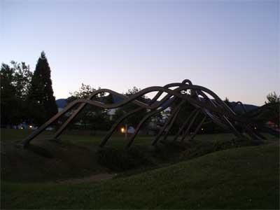 ロンズデールキーの公園